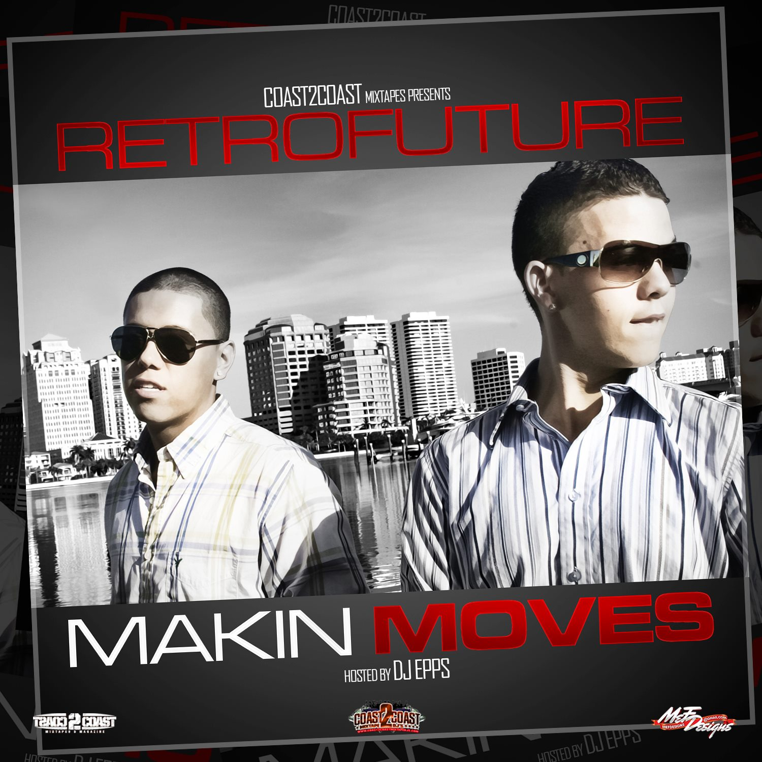Retrofuture - Makin Moves